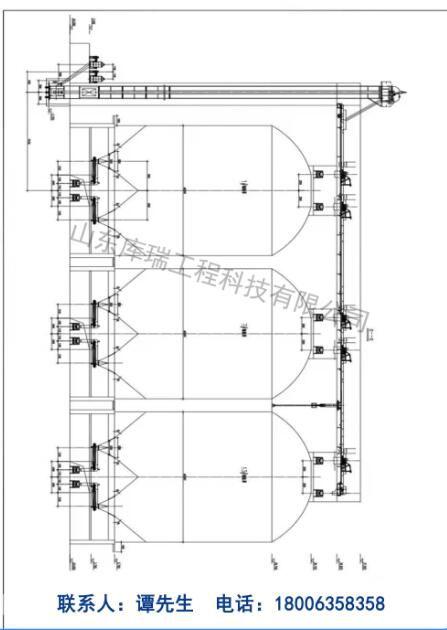 佳木斯钢板库设计-工艺