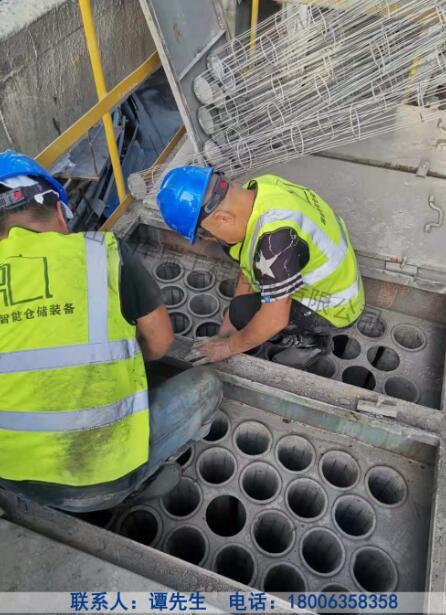 佳木斯钢板库维修-收尘器检修
